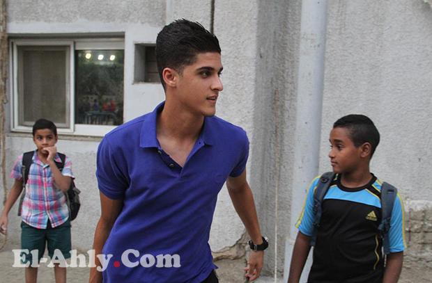 وائل جمعة: لم نتعاقد مع الشيخ وحمدي زكي للتصوير بقميص الأهلي ولا تذبحوا إكرامي