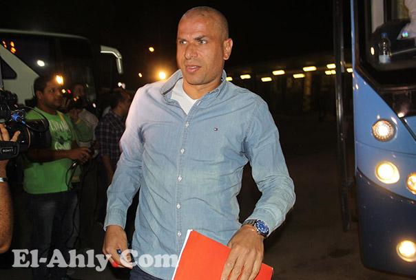 وائل جمعة: اسقطت فترة عملي بالأهلي من حساباتي