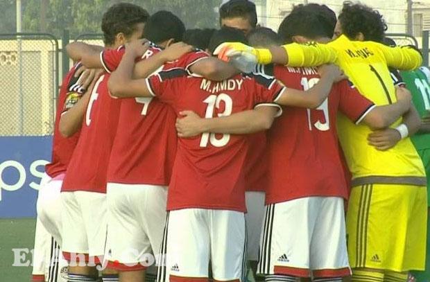 حسابات الصعود لمنتخب مصر الأوليمبي لنصف نهائي البطولة الأفريقية