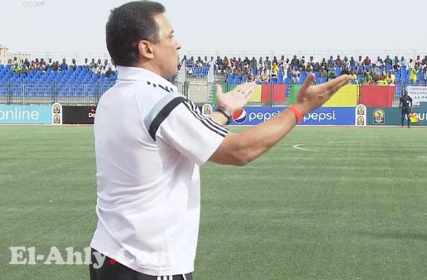 حماده صدقي: المنتخب الأوليمبي فقد الإنضباط ففشل