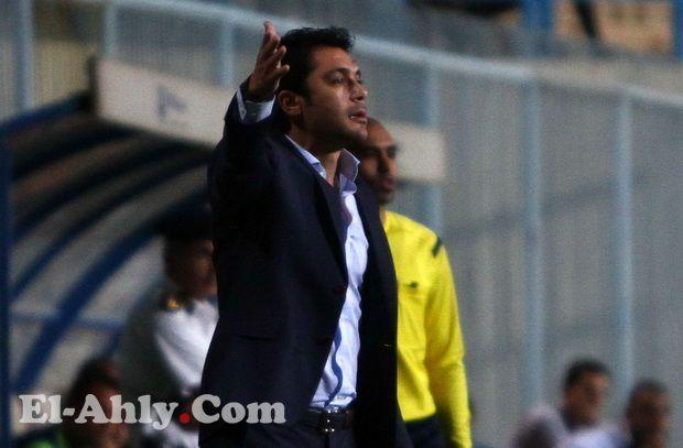 احمد حسن عن خالد الغندور: حجمه اصغر مني بكثير ولكن هو أليف وظريف