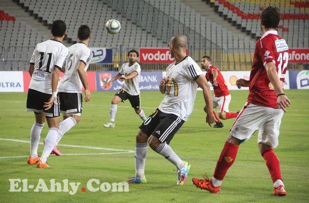 الأهلي يعود للانتصارات بثلاثية إيفونا وجمعة في مرمى الحرس