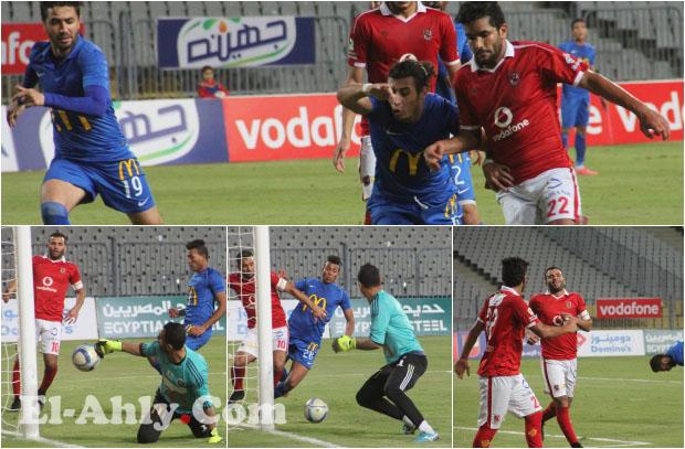 شاهد كيف راوغ صالح جمعة دفاع الشرطة ومتعب يقتنص الهدف السابع