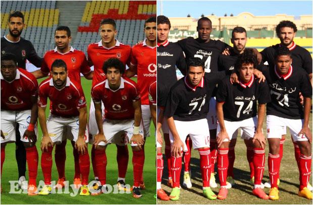 4 أمور تغيرت في مباراة الأهلي والمصري في برج العرب عن سابقتيها منذ مجزرة بورسعيد