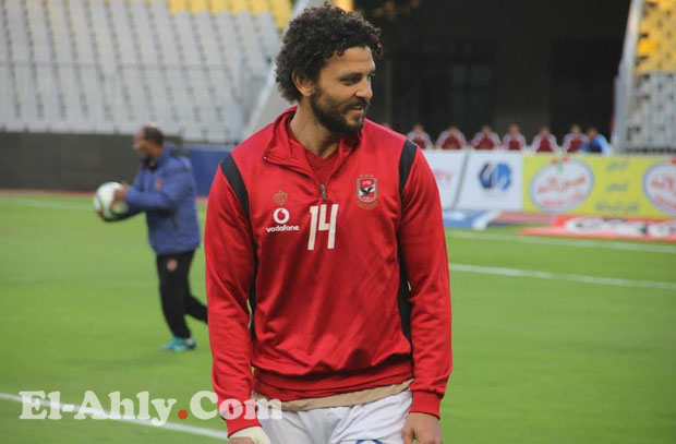 عبد الحفيظ ينفي توقيع أي عقوبة على حسام غالي بسبب الشارة