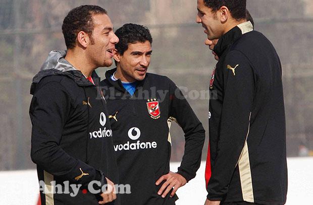أحمد بلال يقيم لاعبى الأهلى بعد التعادل الأخير