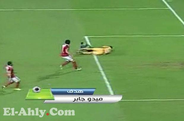 خطأ مزودج من حجازي وأحمد عادل يهدي التعادل للمقاصة