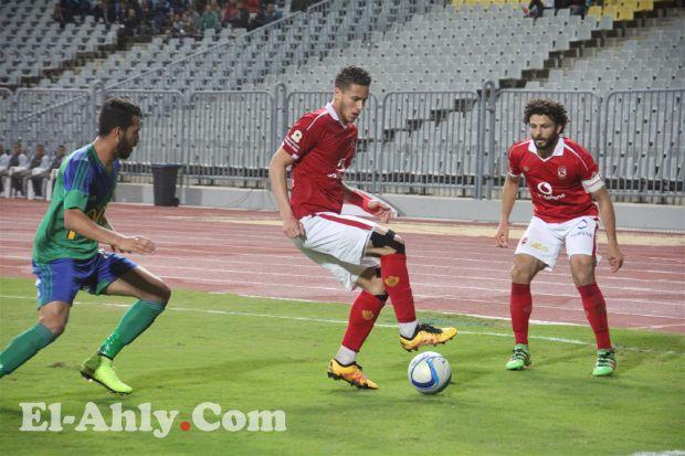 5 حقائق عن فوز الأهلي على مصر المقاصة