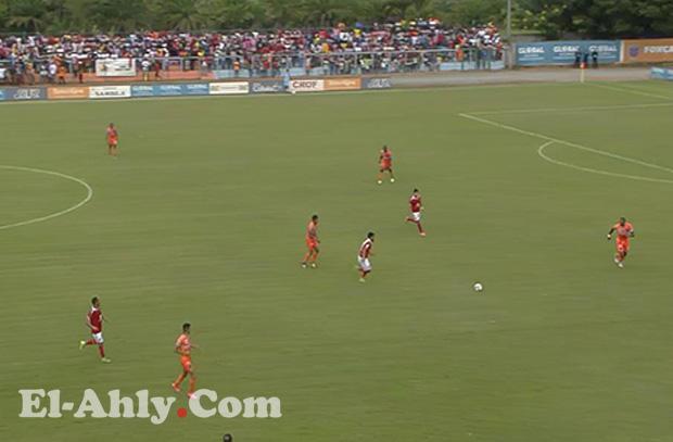 الأهلي يفتتح مشوار النجمة الأفريقية التاسعة بتعادل سلبي أمام ليبولو الأنجولي