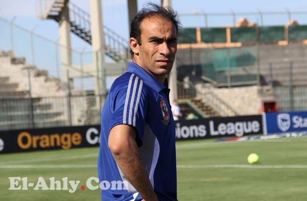 عبد الحفيظ: ليبولو فريق جيد .. ولم نحسم التأهل بعد