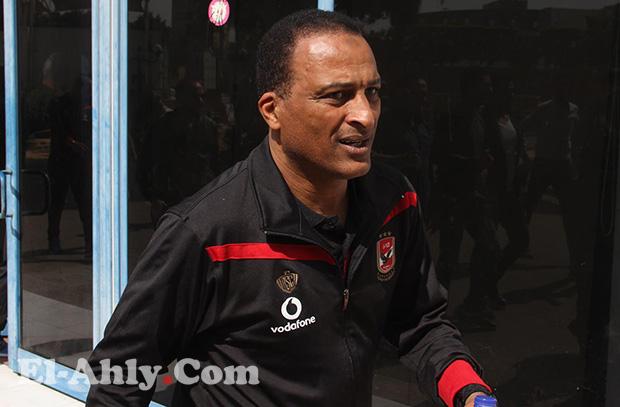أسامة عرابي: مباراة العودة أمام ليبولو صعبة لكن الأهلي قادر على الفوز