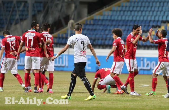 الأهلي يتأهل لدور الـ16 في كأس مصر على حساب ديروط بدون مجهود