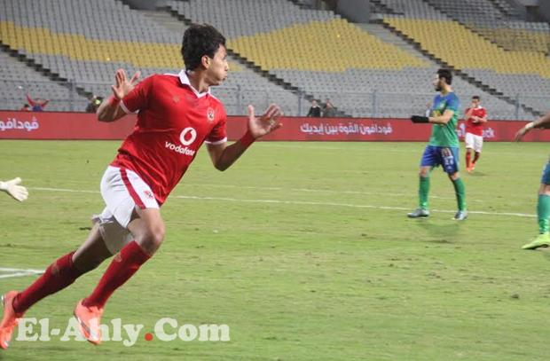 تشكيل الأهلي الرسمي لمواجهة إنبي .. عمرو جمال يقود الهجوم وإيفونا إحتياطي