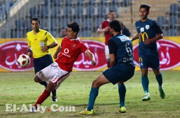 محمود البنا يقود مباراة الأهلي وسموحه