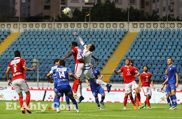 الأهلي يعود ويحلق بعيداً في قمة الدوري العام بفوز ثلاثي علي سموحة