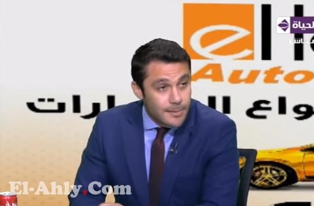 مرتضى منصور يهدد أحمد حسن على الهواء