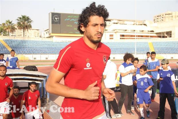 تأكد غياب حجازي وباسم علي عن مواجهة الإنتاج