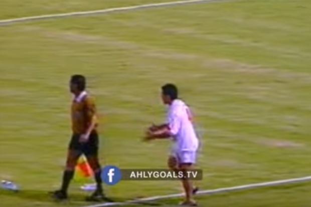 أحمد علي للغندور: عمرك شفت في حياتك كلها لاعب في الدوري المصري تلفظ بلفظ خارج