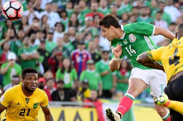 المكسيك تواصل التقدم وتحجز بطاقة ربع النهائي