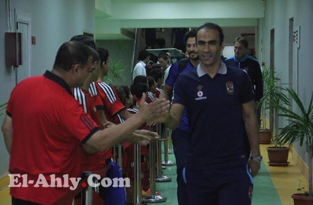 """عبد الحفيظ بعد المباراة: """"محدش مات"""""""