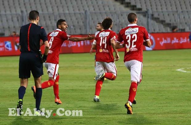 الموعد والقنوات الناقلة لمباراة النادي الأهلي واسيك ابيدجان