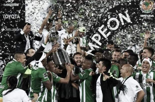 أتليتكو ناسيونال بطلاً لأمريكا الجنوبية ورابع المتأهلين لكأس العالم للأندية