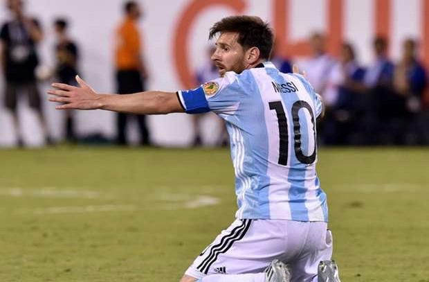 مارادونا يؤكد عدم عودة ميسي للعب الدولي