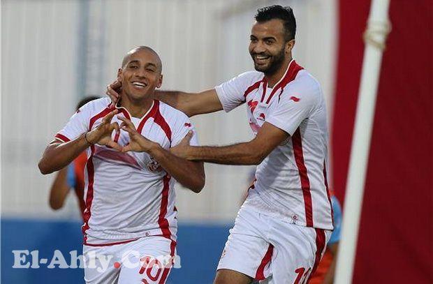 معلول يشارك في تأهل تونس لأمم إفريقيا برباعية أمام ليبيريا