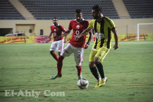 مدرب المقاولون يكشف عن قراره ضد محمد شعبان بعد طرده أمام الأهلي