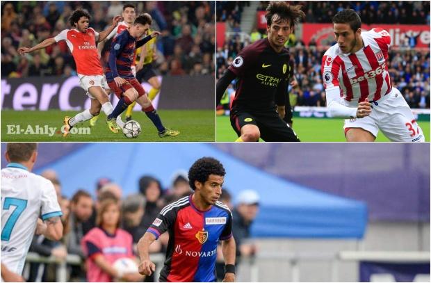 مواعيد مباريات المحترفين في الدوريات الأوروبية