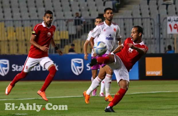 الأهلي يعاقب وليد سليمان بسبب المنتخب