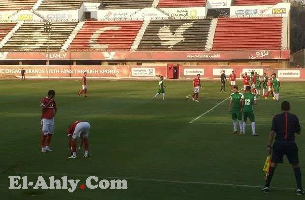 الأهلي يهزم العبور ودياً 5-1 .. تألق ميدو وهدف لريان الصغير وظهور صالح