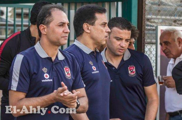 ميدو جابر وحسين السيد على رأس قائمة المستبعدين الـ9 من مباراة الأهلي وأسوان