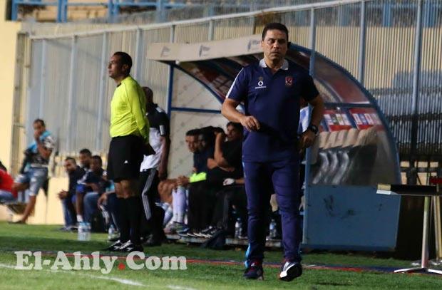 حسام البدري يشكر اللاعبين ويؤكد: انا مش مبسوط لكن اشعر بالرضا لهذا السبب