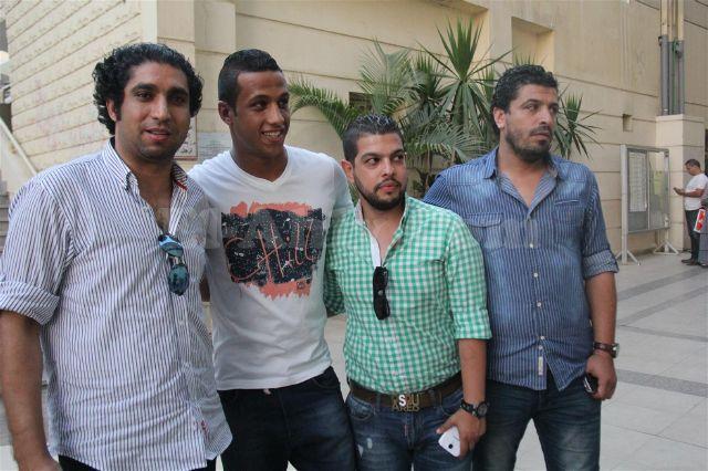 مرتضى يهاجم لاعبي الأهلي: أين جابر وحسين وباسم؟ احنا فينا شيء لله ولإسلام اذهب للأحمر