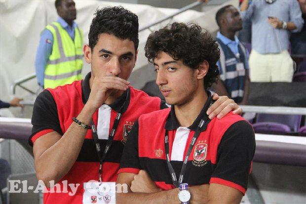 حمدي زكي ومتعب أبرز المستبعدين من قائمة الأهلي لمباراة طنطا