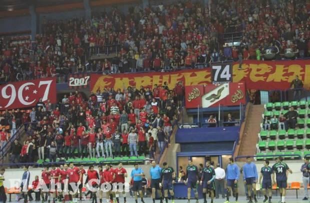 براءة 15 من جماهير الأهلي في أحداث مباراة الأهلي والجزيرة