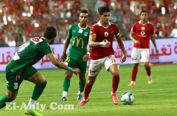 أحمد الشيخ قد يغيب عن مواجهة الأهلي في الدوري