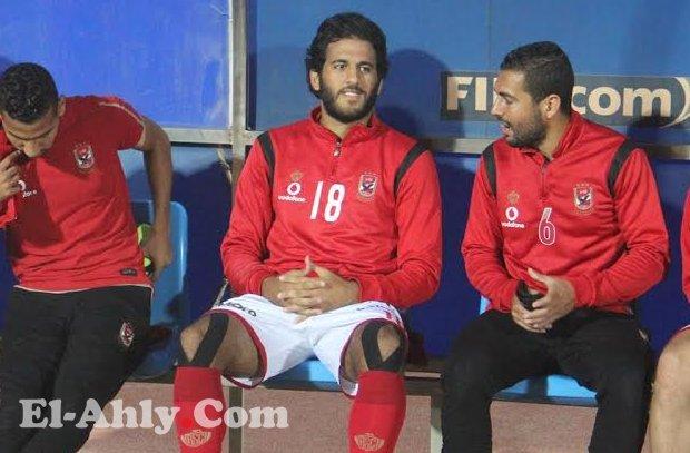إكرامي وحمدي زكي على رأس قائمة المستبعدين من مباراة الشرقية