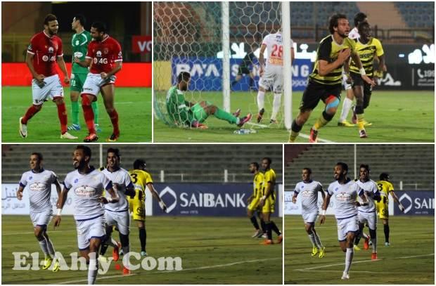 """الشناوي """"في الشبكة"""" وفتحي """"الرائع"""" في 29 هدف حصيلة الجولة 12 من بطولة الدوري"""