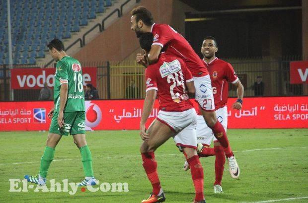 تقييم متابعي El-Ahly.com .. أحمد فتحي أفضل لاعب في مباراة الشرقية