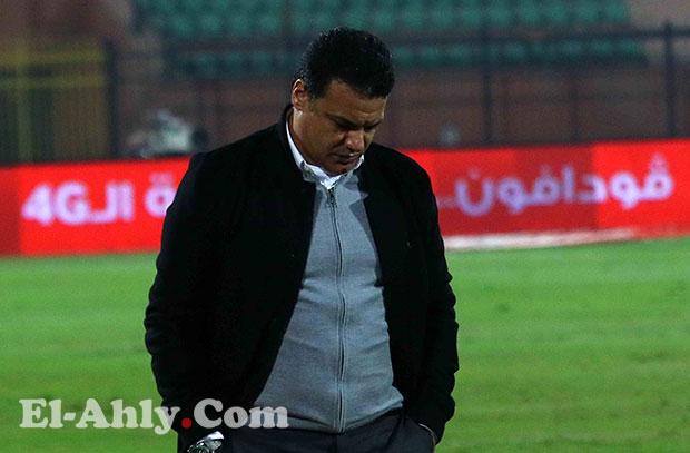 مدرب المقاصة يتحدث عن قرارات الحكم أمام الأهلي وركلة جزاء الشيخ الضائعة