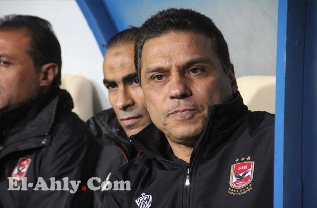 حسام البدري: مكتوب نتعادل في المباراة