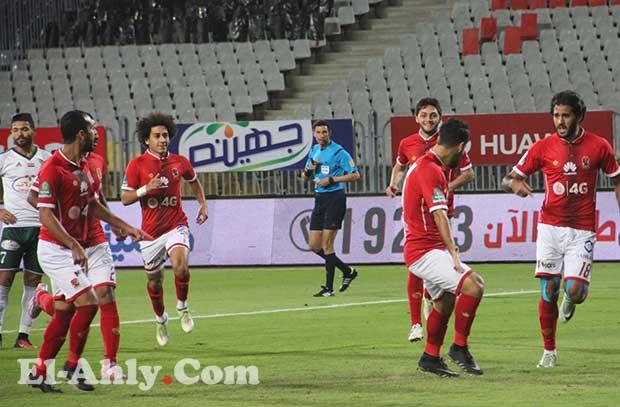 خمس حقائق في فوز الأهلي على المصري .. إنتهاء الـ733 ونصف السعيد ركلات جزاء