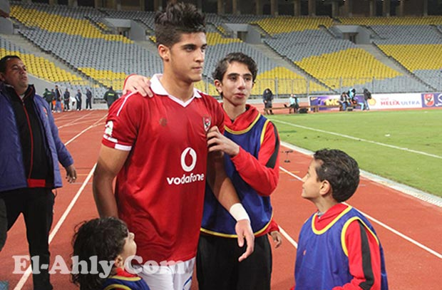 المقاصة يرفض عودة الشيخ للنادي الأهلي