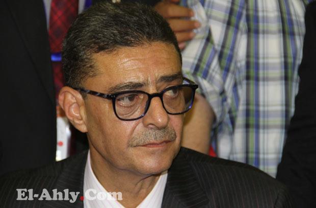 شلبي: طاهر اكد لي ان الاهلي لن يخوض المباراة بسبب عدد الجماهير وينتظر الحل الاخير