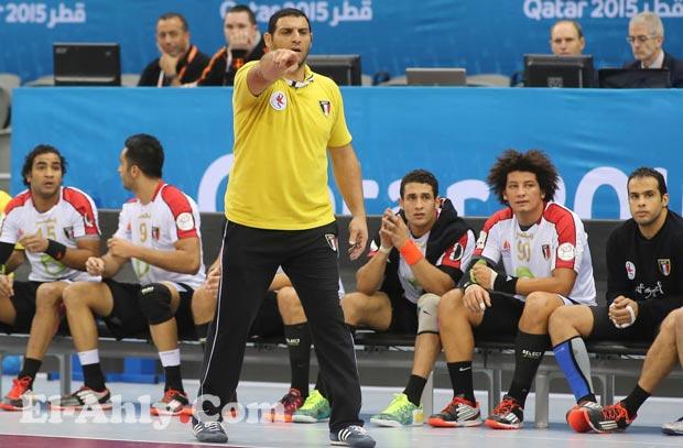 تعرف على جدول ومواعيد مباريات منتخب مصر في كأس العالم لليد