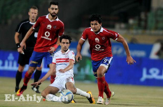 """عمرو جمال: """"من حقي ازعل ومش عيب العب في اي نادي في مصر"""""""
