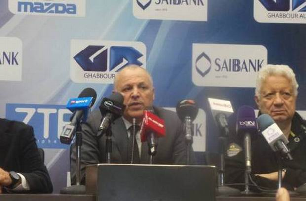 مرتضى منصور عن فتح الاستبدال: لم أعلم وسنجتمع لاتخاذ القرار