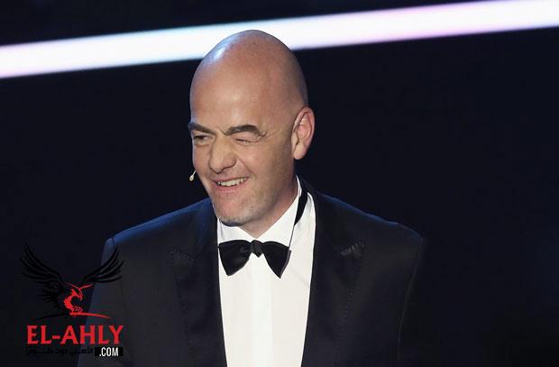 الفيفا يقرر زيادة المنتخبات المشاركة في كأس العالم 2026